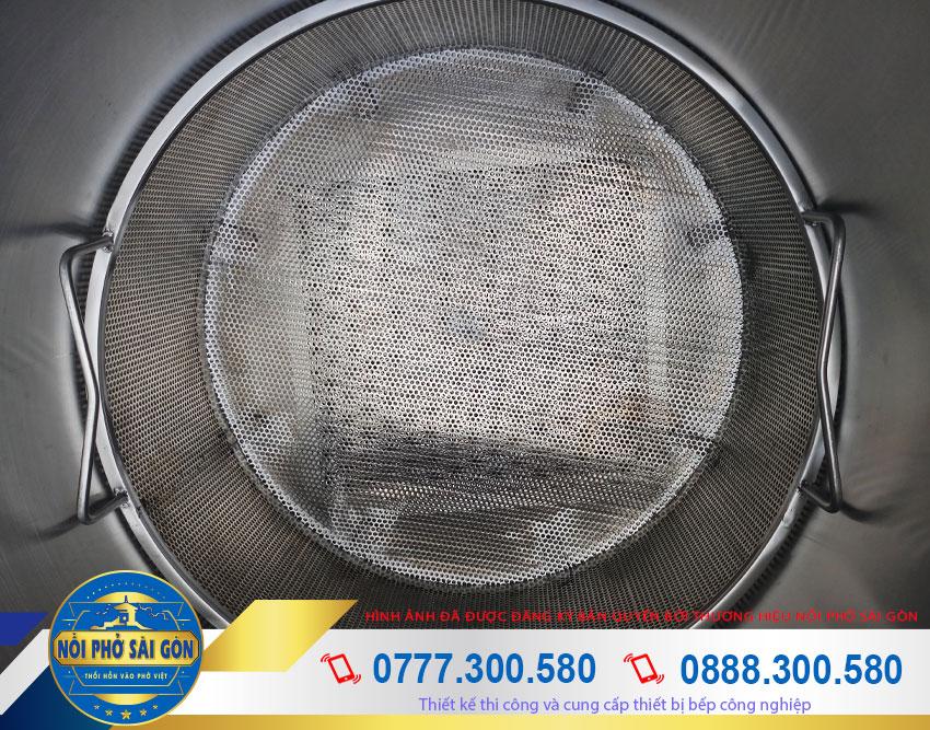 giá bán nồi nấu phở bằng điện 150L NPSG