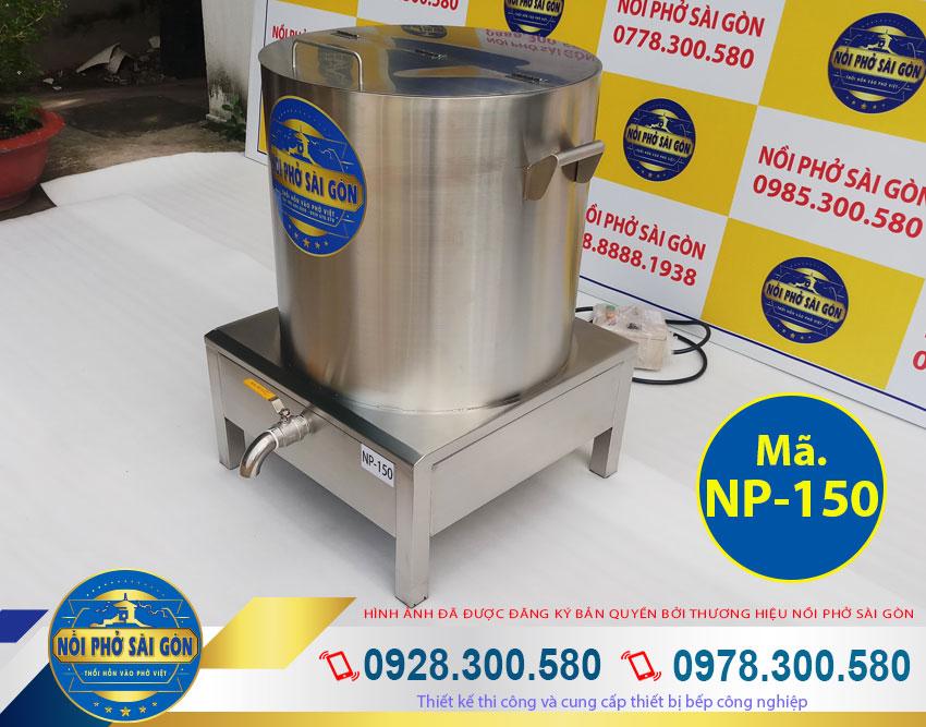 Giá nồi nấu bún bằng điện 150L