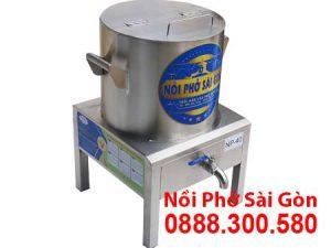Nồi điện nấu phở 40L - thương hiệu Nồi phở Sài Gòn
