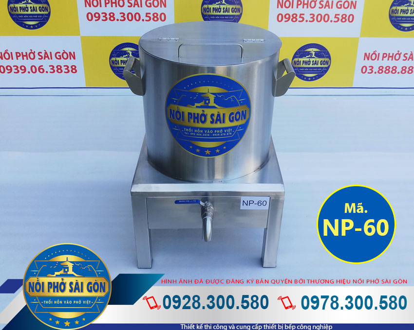Nồi Phở Sài Gòn - Địa chỉ bán nồi nấu nước lèo phở chất lượng tại nhất tại Sài Gòn