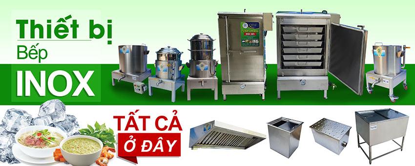 Hình ảnh: thiết bị bếp inox công nghiệp